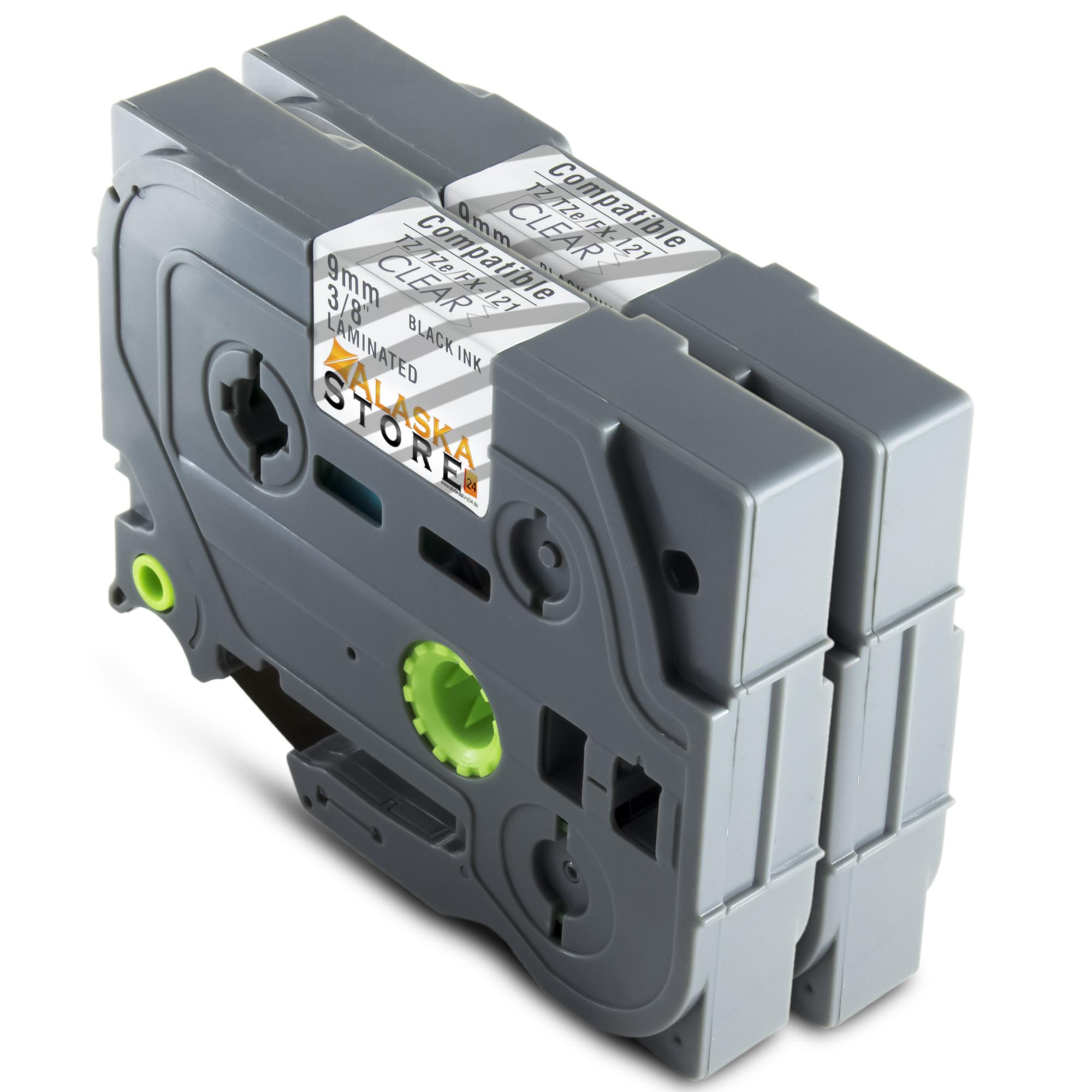2-Schriftbaender-for-Brother-TZ-121-Super-P-Touch-2030VP-210E-2100VP-2400-2400E