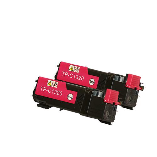 Magenta-2-Alternative-Toner-Patronen-for-Dell-593-10260-WM138-Wow-1320-CN